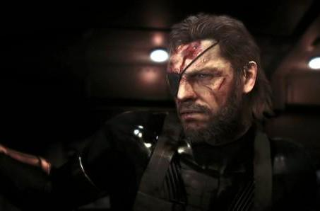 Metal Gear dev video shows transition from actress to shirtless character