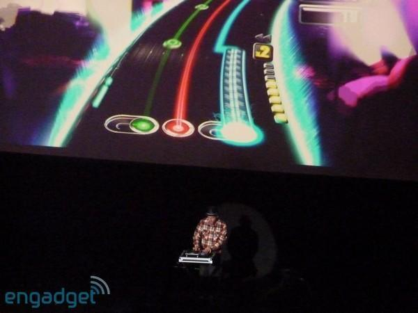 Video: DJ Hero rocks the Activision house party