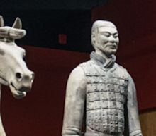 Man Accused Of Breaking Off Terra-Cotta Warrior's Thumb For Souvenir