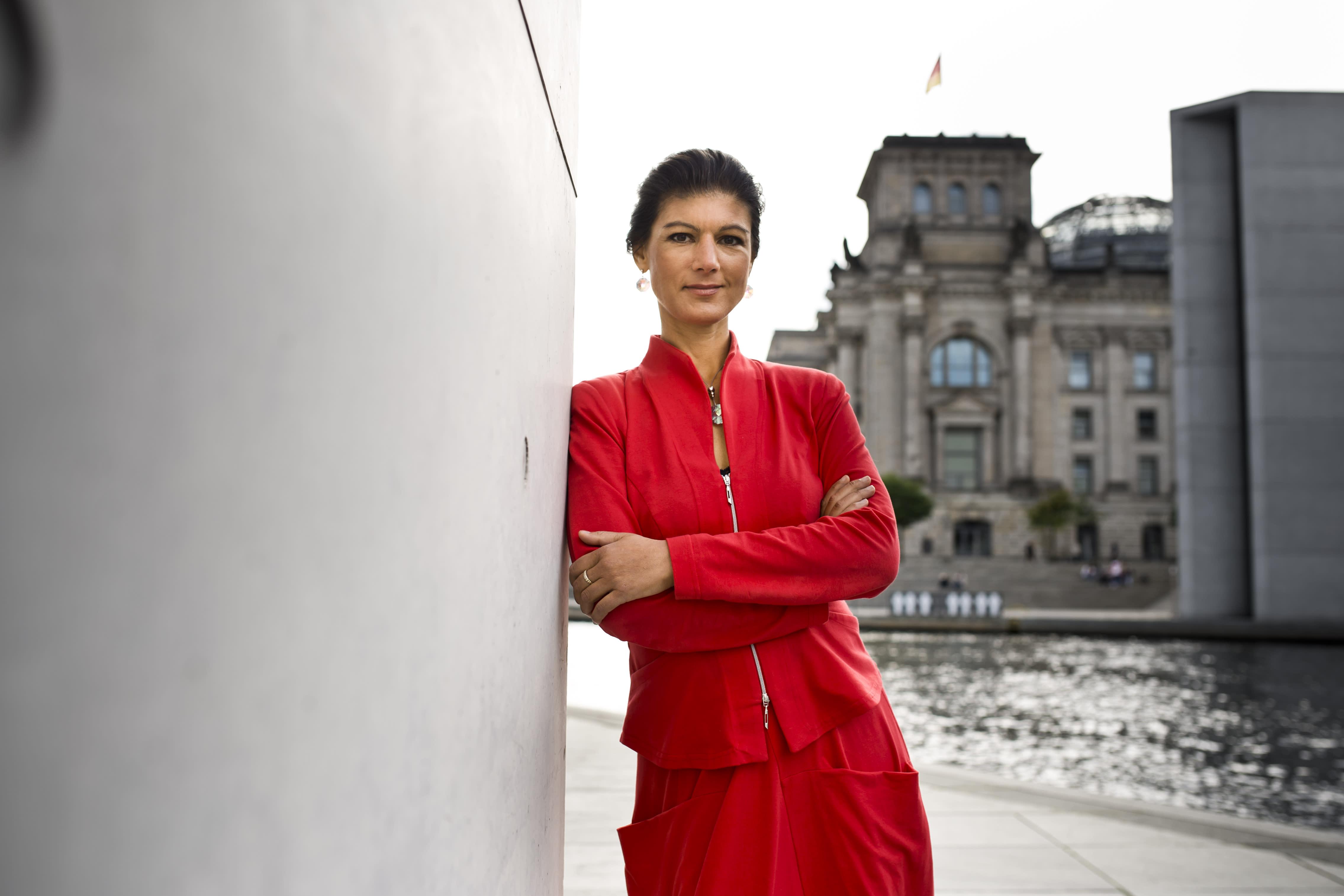 Sahra Wagenknecht Film