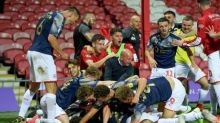 Low cost, high pressing: how Barnsley took the Championship by storm