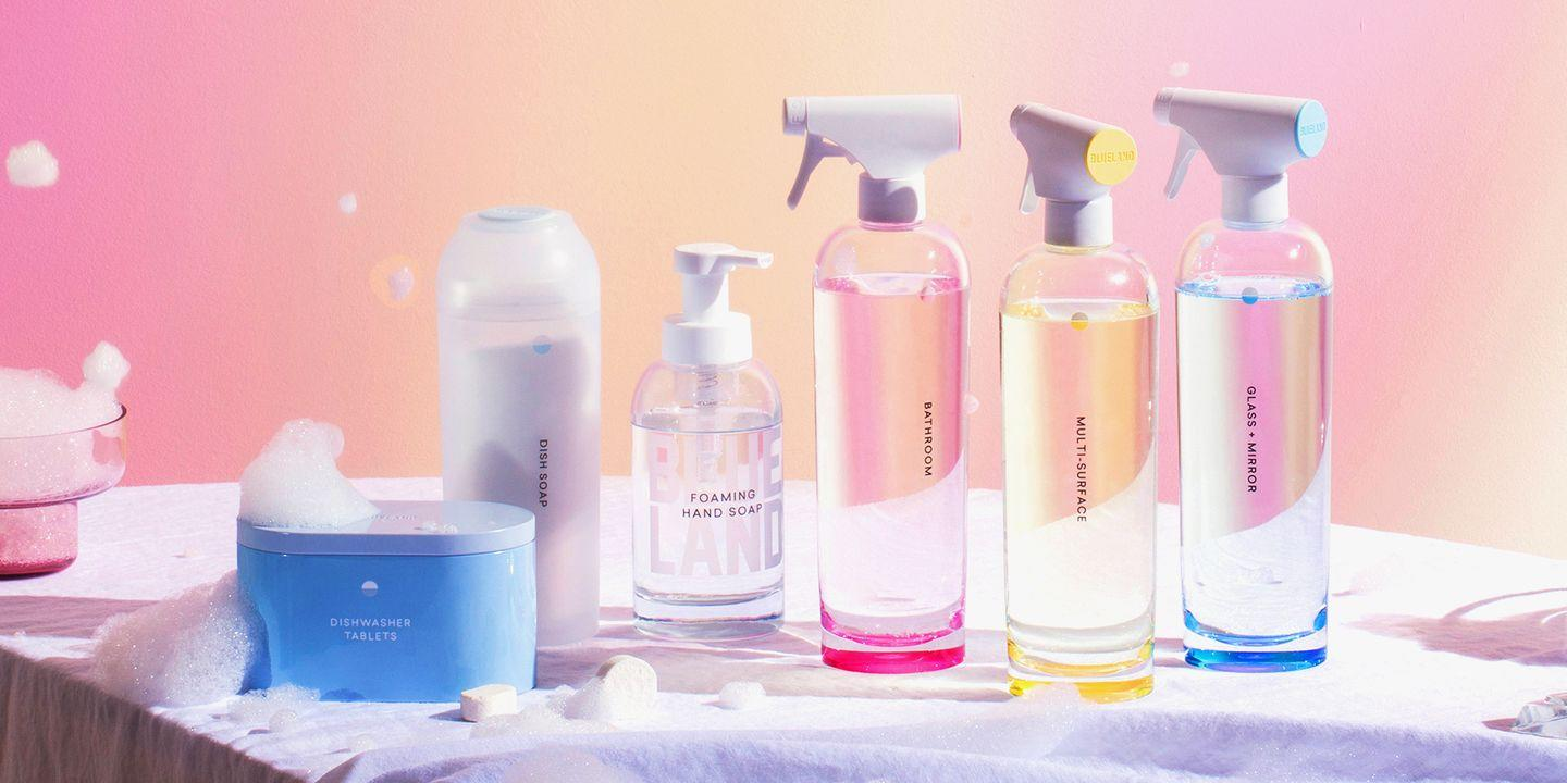 Blueland S Latest Cleaning Launch Is A Set Of Refillable Dish Soap