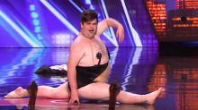 'Gay Fat Dancer' Has Golden Buzzer Moment On 'America's Got Talent'