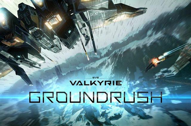 'EVE: Valkyrie' takes space battles to the ground in new update