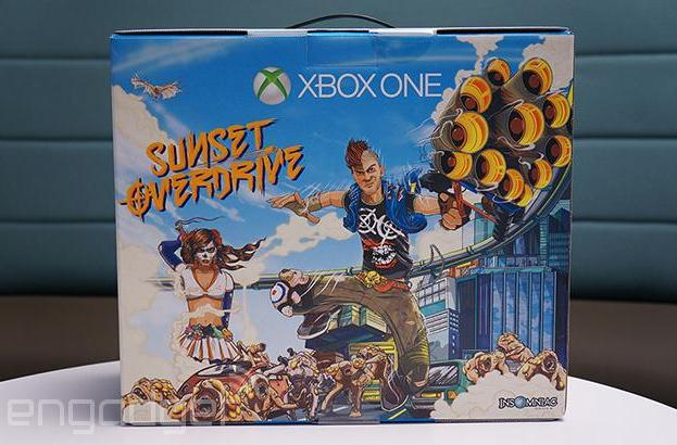 Engadget giveaway: win an Xbox One Sunset Overdrive Bundle courtesy of Microsoft!