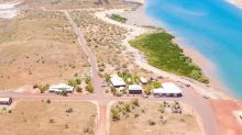This tiny Aussie town (population:two) is up for sale