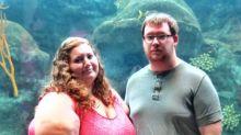 Dieses übergewichtige Paar verlor in nur einem Jahr fast die Hälfte seines Körpergewichts
