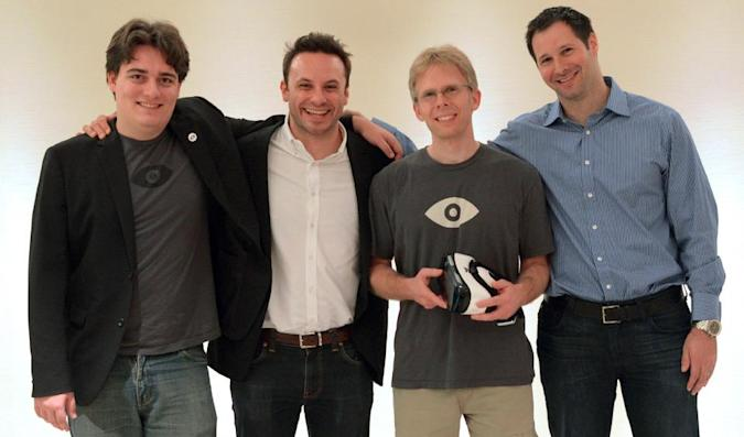 How Samsung's VR headset convinced John Carmack to join Oculus VR