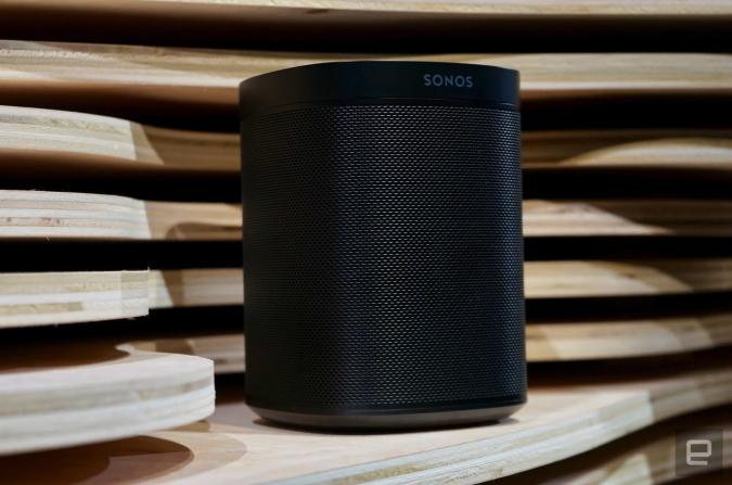 Sonos One hands-on: Betting on voice control to evolve