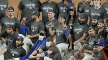 Dodgers World Series merchandise and apparel drawing record demand