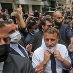 World pledges 250 million euros for Lebanon's people: Frace
