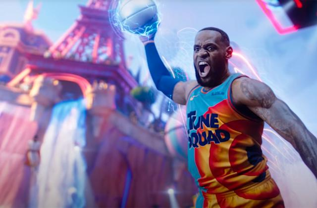 'Space Jam: A New Legacy' trailer pays tribute to sci-fi