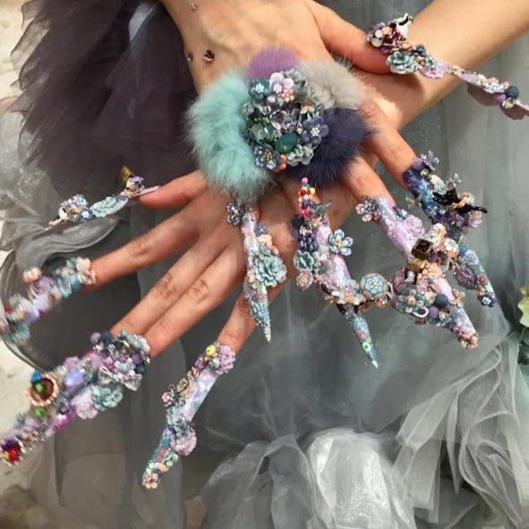 Tokyo Nail Expo Showcases Truly Insane Manicures Like You\'ve Never Seen