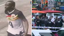 'I don't want to die': Horrific act after Times Square shooting