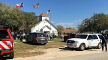 Mass shooting at church in Sutherland Springs, Texas, leaves 26 dead