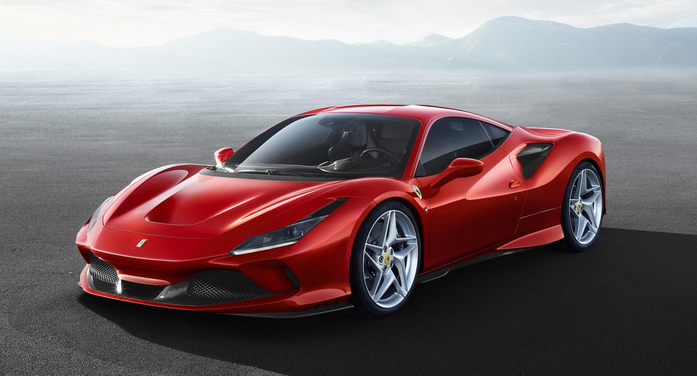 Ferrari S New F8 Tributo Isn T Just Insanely Fast It Key To Profit Growth