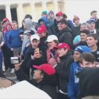 Trump sides with Catholic high school students from controversial Lincoln Memorial confrontation