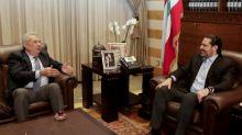 Lebanon Sunni leaders back Hariri to return as premier