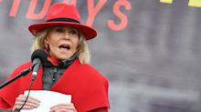 Jane Fonda is 'on pins and needles' ahead of Election Day: 'We have to make sure that Biden/Harris are elected'