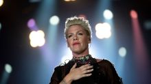 Pink slams 'coward' and 'racist' Trump's response to George Floyd protests: 'I can't wait to vote you out'