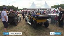 Citroën : la marque aux deux chevrons fête cent ans de passion
