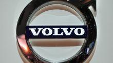 Autobauer Volvo legt kräftig zu