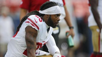 Sherman 'impressed' by support from white QBs