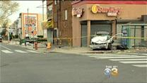 Two Injured In Crash In West Philadelphia