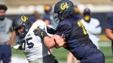 Notebook: Day Six of Spring Ball, Full Pads to Come