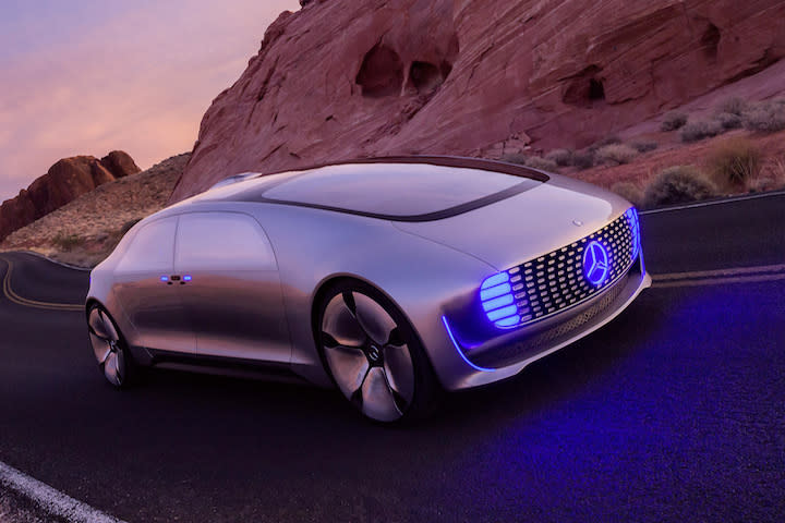 Do All Autonomous Cars Have to be Ugly?