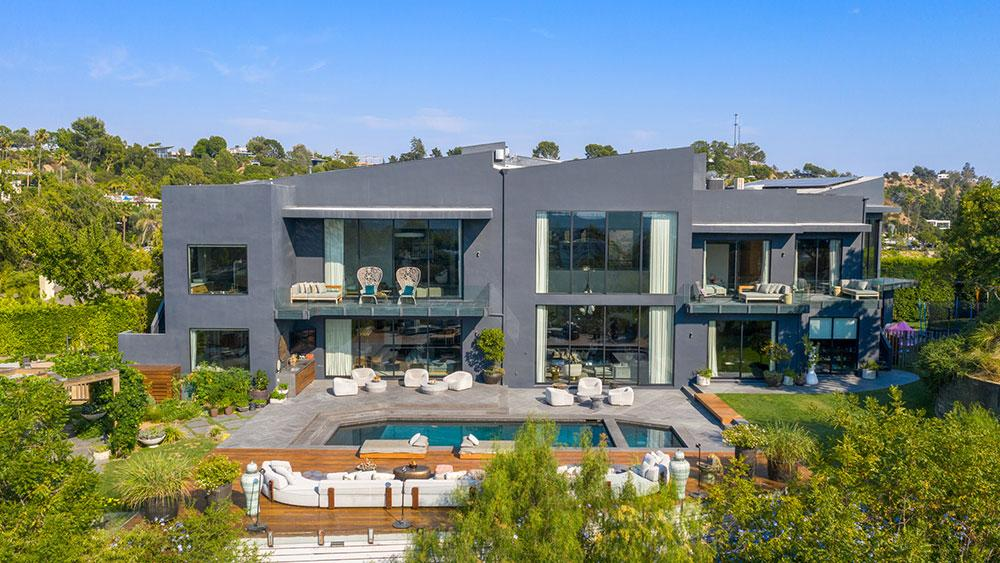 Inside Chrissy Teigen and John Legend's  Million Beverly Hills Home