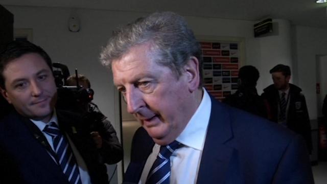 Hodgson proud of England after 4-1 victory over Montenegro