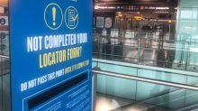 Grant Shapps refuses demands for coronavirus airport testing on arrival