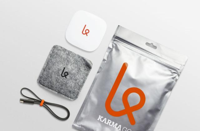 Karma launches $50 unlimited data for its shareable hotspot