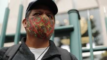 Padre de estudiante de Ayotzinapa identificado: Lo seguiré buscando con vida