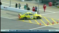 Kenseth spins in practice