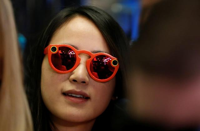 Snapchat reportedly has 'hundreds of thousands' of unsold Spectacles