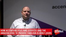 How Accenture uses AWS services and the Amazon Echo to provide care for elderly users