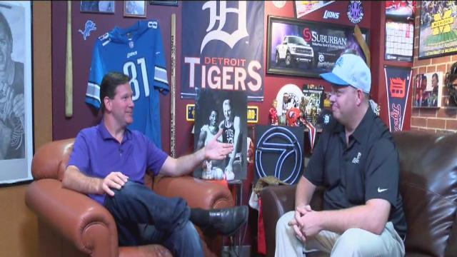 7 Sports Cave - One-on-one with Jeff Konya