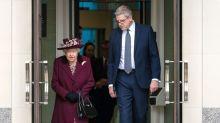 Queen thanks intelligence officers at MI5 in secret visit