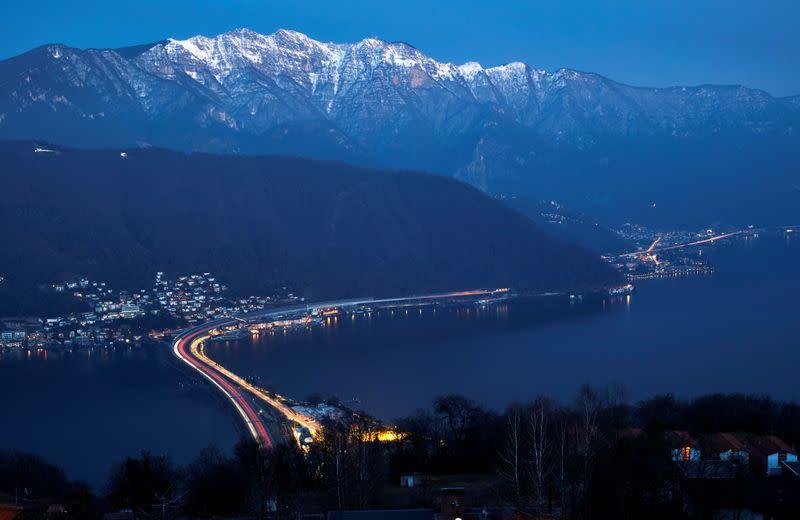 Suisse: Attaque au couteau à Lugano, piste terroriste évoquée