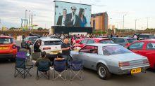 'First film premiere in UK since lockdown' held in car park