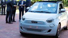 Automobile : la Fiat 500 électrique se lance en France