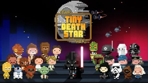 Star Wars Assault Team, Tiny Death Star get bullseye'd like womprats