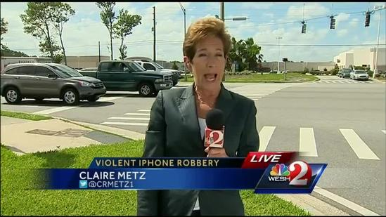Woman dragged in iPhone theft may be disfigured