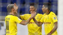 Duisbourg - Borussia (0-5), Dortmund et ses Anglais déroulent en Coupe