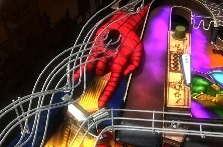 Marvel Pinball springing onto new devices, rolling out a new title