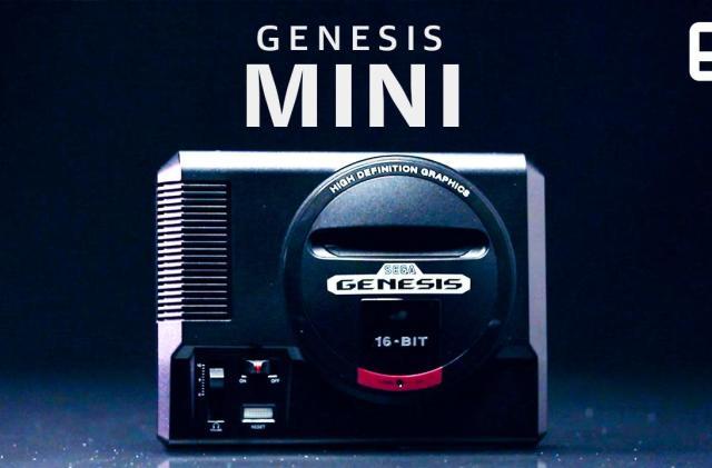 Sega Genesis Mini hands-on: A faithfully clunky controller
