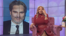 Wendy Williams apologizes for mocking Joaquin Phoenix's 'cleft' scar