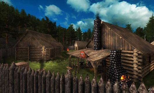 Here's a trailer for promising indie sandbox Life is Feudal